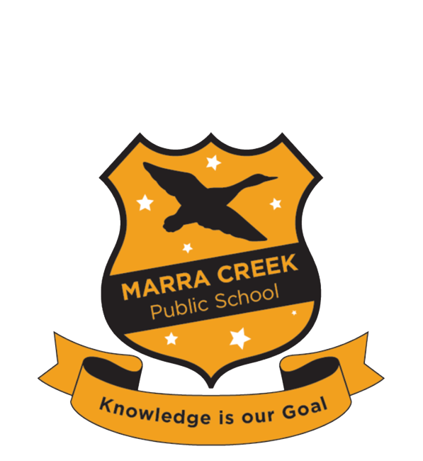 Marra Creek Public School logo